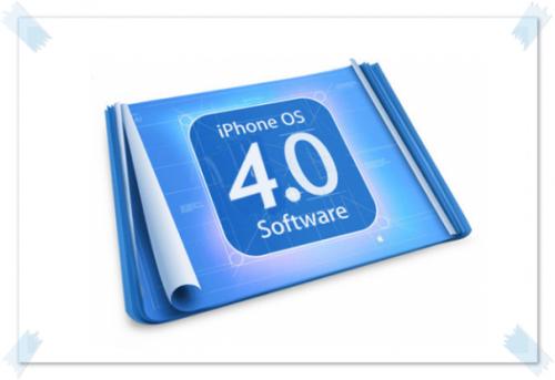 iPhone OS4.0